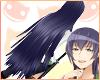~R~ Saeko hair