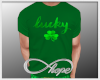 St Patrick Lucky TShirt2