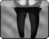 u; Black feet