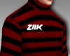 Striped TurtleNeckTuck M