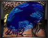 DQ Blue Umbrella Hat