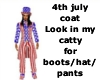 4th july coat