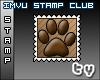[TY] Paw Stamp