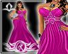 Purple Gown XXXL