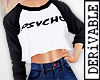 ! Crop Long Sleeve