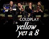 COLDPLAY yellow p1