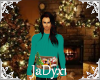Ugly Xmas Sweater - Teal