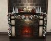 -S- Christmas Fireplace