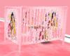 Princess crib (cuna)