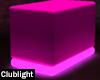 Pink Neon Seat