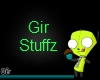 Gir cupcake light