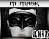 ]Akiz[ PVC M Mask