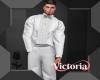 White Full Tuxedo