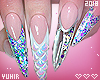 !YHe Mermaid Nails