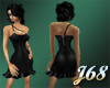 J68 Jillian Dress Black