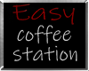 i* Easy Coffee Station