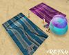 Titan's beach towel