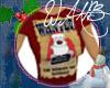 Wanted Santa Tshirt