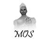 Pinks & Mos Arm Tattoos