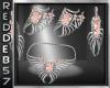 Blush Pink Jewelry Set