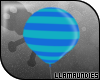 $lu Balloon! Blue