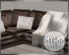 ~M~ | Leather Sectional