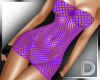 D/ Netted Purple Perfect