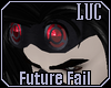 [luc] FF Goggle Red M