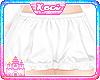 kid white shorts