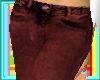 bb* reddish tight jeans