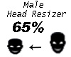 Scaler Head 65%