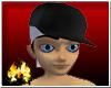 }LHM{ Starter Blk Hat