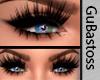 Olho Azul Esverdeado
