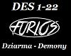 Dziarma - Demony