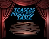 TEASERS/POSELESS/STAGE