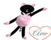 Kitty Stuffie Pink