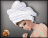 Acorn Head Towel