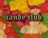 candy club room