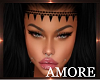 Amore Black Head Chain