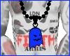 Ghost Chain Blue/Black