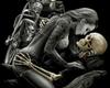 Skull Kiss