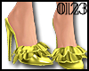 *0123* Shiny Yellow Mule