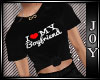 J* Couple Love Shirt - F
