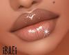 Lip Gloss + Piercing