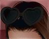 D: Heart Sunglasses III