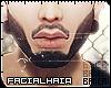Stubbled Facial Hair 1