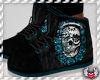 SWA| Rose Skull Shoes B