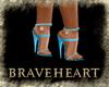 (DBH) Blue heels