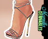 ! Tan Party Heels