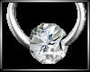 Diamond Septum Ring